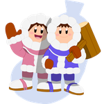 Fighter #15: Ice Climbers by TrueVisionary01