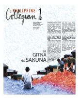 Philippine Collegian Issue 9 by kule1213