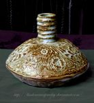 The Vase by blackcurrantjewelry
