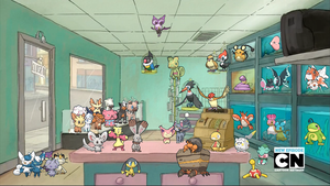 Pokemon Pet Store