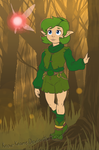 Saria by Know-Kname