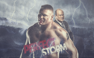The Perfect Storm wallpaper | Ft. Mr. Enjoy | by MDSHar1ey