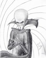Master of All Villainy... by BeJuled
