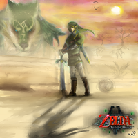Legend of Zelda - Travel These Lands by Midna-Mcellion