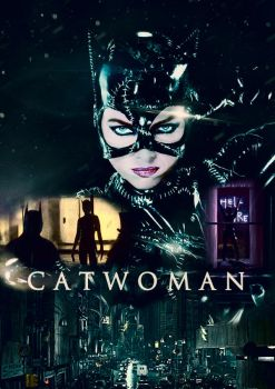 CATWOMAN RETURNS by jaysanturri