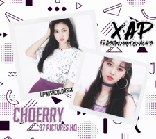 Photopack 1692 // CHOERRY (LOONA) by xAsianPhotopacks