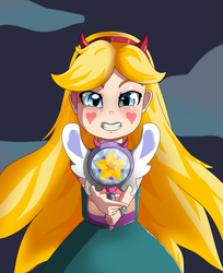 Star Butterfly by therick96