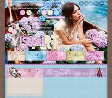Order Layout ft. Alexa Chung #55 by BebLikeADirectioner