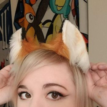 Natural Red Fox Ears by ApocalypseKitty