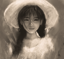 Study #136 by trungbui42