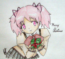 Gift from Madoka - Coloured by Koinou-Mitei