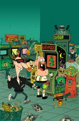 Uncle Grandpa Cover 2 by burnay