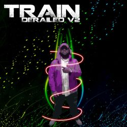 Derailed V2 CD Cover by Henchman3