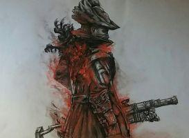 Bloodborne  by EmejzingDominika
