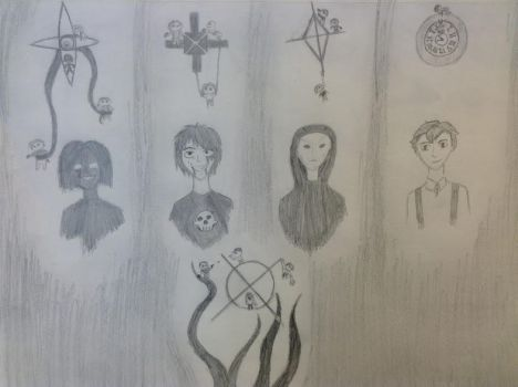 Slenderverse by Cool2s