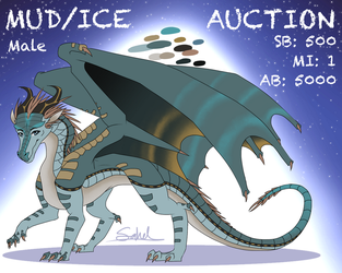 [CLOSED] MUD/ICE AUCTION by Sahel-Solitude