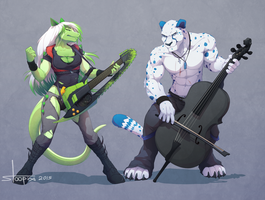 Jam Session by stoopix