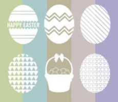 Easter 2012 Brushes by printplacetexas