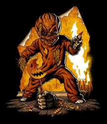Trick R Treat by jasonedmiston