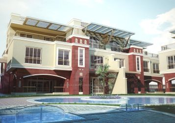 Residential Compound 07 by M-Salman