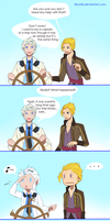 [COMIC] Storytime at Seas with Arias by Reyniki
