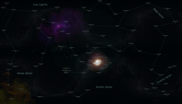 Inner Space - SPACE MAP by Milosh--Andrich