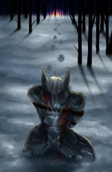 .: A cold thirst for revenge ... :. by Isuna