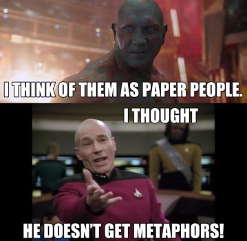 Drax slips a metaphor. by SlightlyImperfectPro