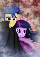 Flashlights_just you and me by jucamovi1992