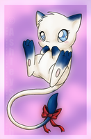 Spirit the...Mew? by SpiritLeTitan