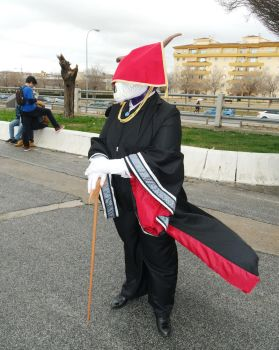 The ancient magus Elias Ainsworth cosplay v2 by Soulren