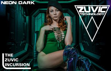 The Zuvic Incursion by Blacklaceinc