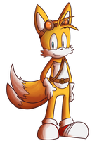 Boom! Tails by itsscarfy