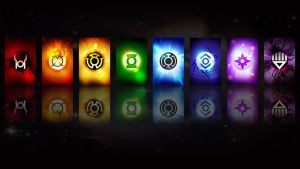Lantern Corps Wallpaper by Gorzki