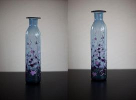 Star vase by unnoticeable-me