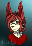 CO:Thathinchtownfan Headshot 2 by Archivist-Kayl