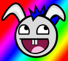 Awesome Gay Smiley.... by NeroTheViper