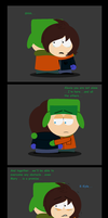 Thanks for everything... mini comic (south park) by Kitshime-SP