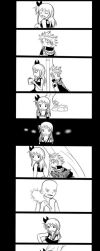 Nalu: Lucy's First Mission ? by xmizuwaterx