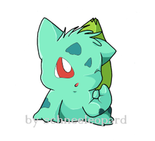 .::Bulbasaur::. by KuscoChan