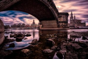 Dresden Historic District by hessbeck-fotografix