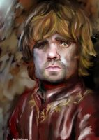 Tyrion Lannister by MartAiConan