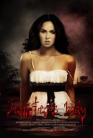 Jennifers Body DigitalPainting by NinaStrieder