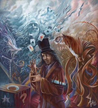 The Illusionist by agios