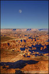 Canyonlands by Obscurantic