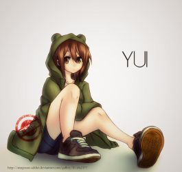 Yui by Chronicle-l