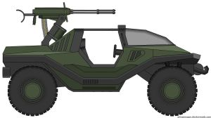 M12 Light Recon Vehicle by Northern-Dash