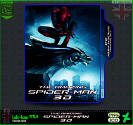 The Amazing Spider Man (2012)3D by Loki-Icon