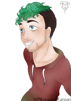 It's your fault -+- Jacksepticeye/AntiJack by Mikukearu-Kansan