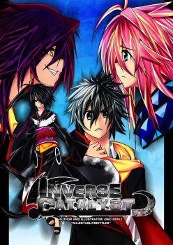 Inverse Catalyst Chapter 1 - Pdf File - PART 1/2 by Artfinitii